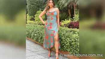 Galilea Montijo, en sensual vestido negro, hace suspirar a productora de Televisa - TRIBUNA