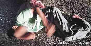 Arrollan a un señor en Tepalcingo - Diario de Morelos
