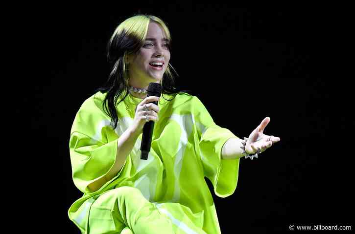 Billie Eilish Shares Passionate Message Following George Floyd's Death