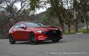Mazda3 2020: l'avis de Gabriel Gélinas