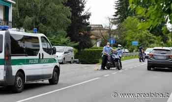 Gavirate: ancora un motociclista ferito: grave - La Prealpina