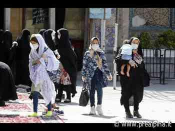 Iran, contagi salgono a 148.950 - La Prealpina