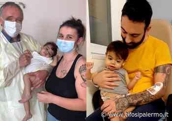 Da Varese all'Ismett di Palermo per salvare la vita al piccolo figlio - TifosiPalermo