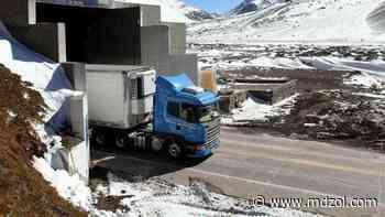 Falsa alarma en Puerto Seco: el camionero no tiene coronavirus - MDZ Online