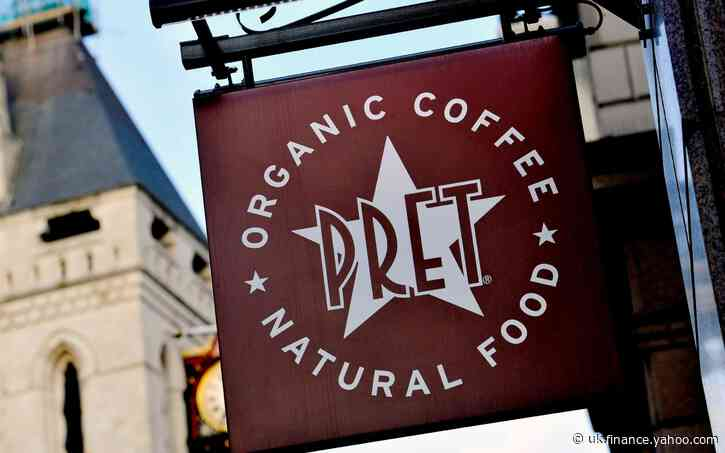 Pret a Manger to hold rent talks as it reopens more shops