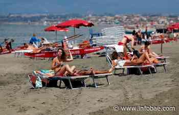 Coronavirus: Italia reabrió sus playas con la ayuda de apps y bajo estrictas medidas de seguridad - infobae