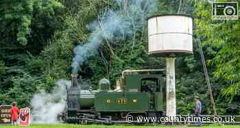 Public told to stay off the tracks amid suggestions of walkers on Llanfair & Welshpool Light Railway - Powys County Times