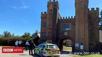 Lullingstone Castle: Man died 'confronting poachers'
