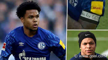 'Justice for George' - Mbappe & McKennie express solidarity as violent protests rage across United States