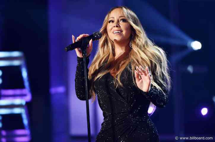 Mariah Carey Sings 'There's Got to Be a Way' in Response to George Floyd's Death: Watch