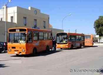 Lucera: Da giugno riparte il servizio di trasporto pubblico - lucerabynight.it