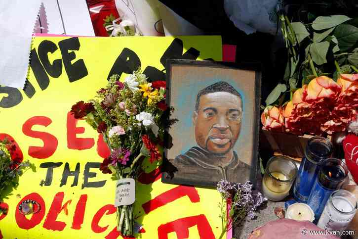 GALLERY: Protests over George Floyd's death break out across nation