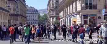 Manifestation à Paris pour la régularisation des sans-papiers