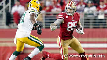 George Kittle seeking contract separate from tight end market, far apart in talks with 49ers, per report