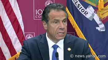 Cuomo says N.Y. attorney general will review night of violent protests