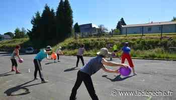 Lannemezan. Des cours en extérieur pour la Gym volontaire - LaDepeche.fr
