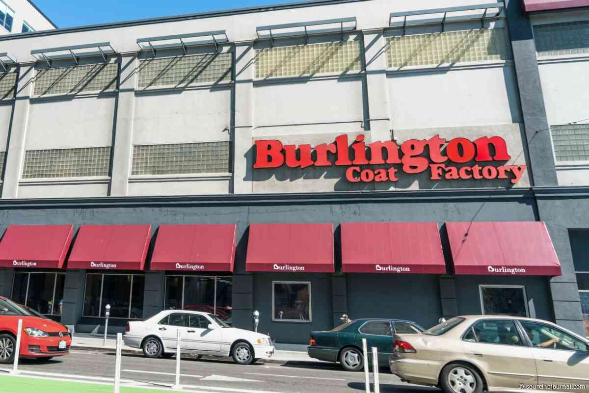 Sales Exceeding Prior-Year Levels at 332 Reopened Burlington Stores - Sourcing Journal