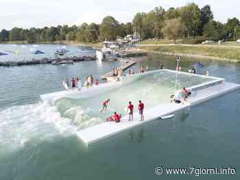 Peschiera Borromeo, Wakeparadise, l'impianto per praticare wakeboard all'Idroscalo  Gallery  - 7giorni