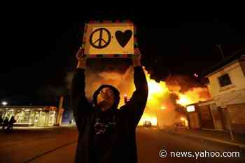 Military crackdown looms in Minneapolis to stop looters, fires and violence