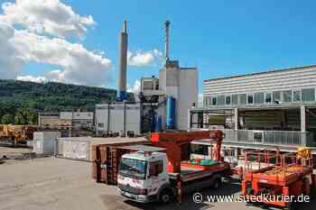 Albbruck: So sehen die nächsten Schritte auf dem ehemaligen Papierfabrikareal in Albbruck aus - SÜDKURIER Online
