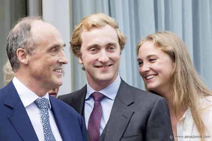 El príncipe de Bélgica dio positivo por covid-19 luego de participar en un fiesta ilegal
