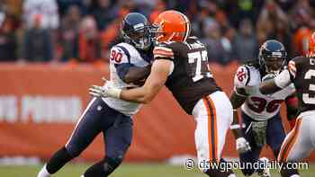 Could Jadeveon Clowney diss on Cleveland Browns make it hard to re-sign Myles Garrett? - Dawg Pound Daily