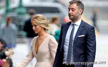 """Jennifer Lawrence, on her fiance: """"as soon as I met him I knew that I wanted to marry him""""   People an ... - Play Crazy Game"""