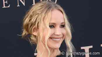 Jennifer Lawrence has said something very cute about your fiance, Cooke Maroney - Play Crazy Game
