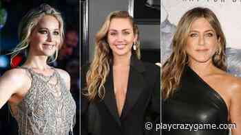 Miley Cyrus, Jennifer Aniston, Jennifer Lawrence and other celebs who said no to motherhood - Play Crazy Game