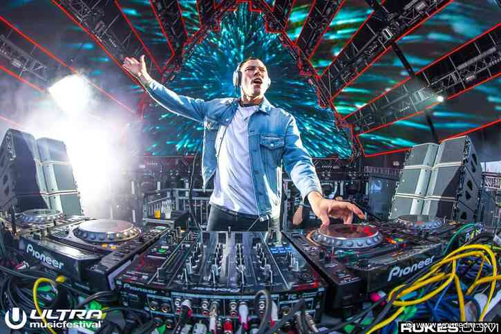 Tiësto Brings the Festival to You with 'Musical Freedom Unlimited' Comp [MUST LISTEN]