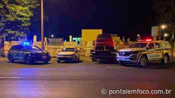 Ladrões de carga são presos em Monte Alegre após roubo frustrado em SP; parte do grupo fugiu - Pontal Emfoco