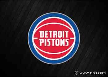 Statement From Detroit Pistons Head Coach Dwane Casey