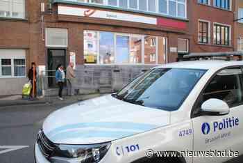 Vier personen aangehouden na actie om aanwezigheid van politie in de verf te zetten - Het Nieuwsblad