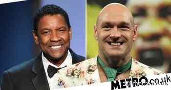 Tyson Fury wants Denzel Washington to play him in biopic - Metro.co.uk