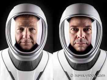 Meet Doug Hurley and Bob Behnken, 2 'badass' astronauts, engineers, and dads poised to make history for SpaceX, NASA, and the world