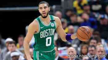 "Report: Celtics ""most likely"" offer Jayson Tatum a max contract after season"