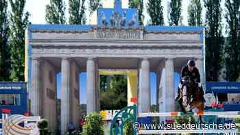 Absage der Global Champions Tour: Turnier erst 2021 - Süddeutsche Zeitung