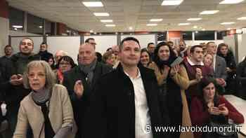 Sébastien Brogniart à Wambrechies: on prend les mêmes et on recommence - La Voix du Nord