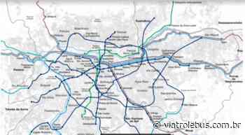 """CPTM já projetou """"trem especial"""" entre Guarulhos e Congonhas, paralelo à marginal - Via Trolebus"""