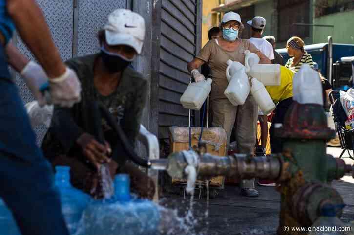 «No sé cuándo acabará todo esto»: el drama de vivir sin agua en Venezuela