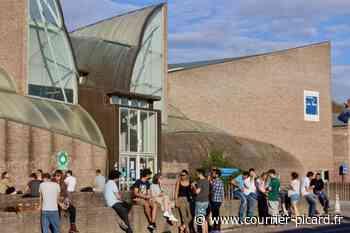 Bar sauvage: une centaine de jeunes délogés de la rue Edmond-Fontaine à Amiens - Courrier Picard