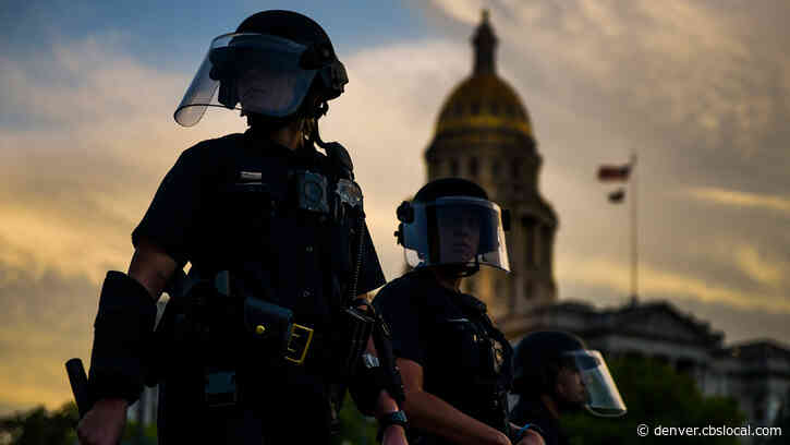 Denver Mayor Puts 8 p.m. Curfew In Place Due To Violence During George Floyd Protests
