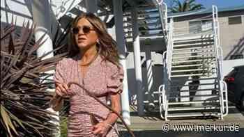 Zehn Stunden Training pro Woche: Auf dieses Fitnessprogramm schwört Jennifer Aniston - merkur.de