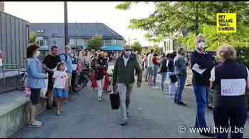 Omgekeerde erehaag voor Bocholtse politici vlak voor gemeent... (Bocholt) - Het Belang van Limburg