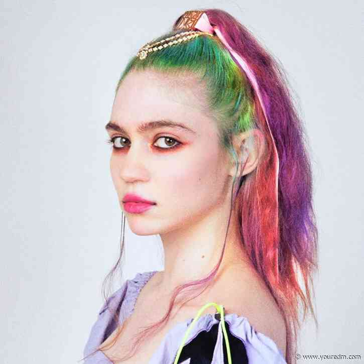 Grimes Is Selling Her Soul (Literally) for Art's Sake