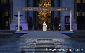 Conectado con 50 santuarios, el Papa rezó el Rosario por fin de pandemia - El Colombiano