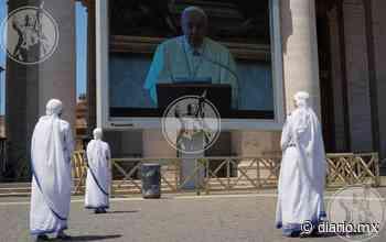 Transmite Diócesis de Juárez Rosario con el Papa por las víctimas de Covid - El Diario