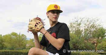 """""""Außergewöhnliche Fähigkeiten"""" - Jaden Gil Agassi will Baseball-Profi werden - tennisnet.com"""
