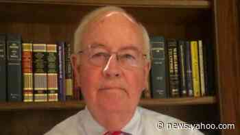 Ken Starr on 3rd degree murder charges against ex-police officer in death of George Floyd