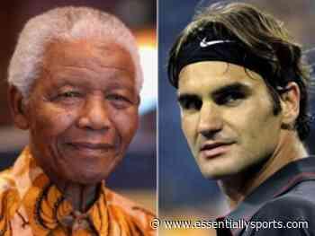 """I Am Unfortunate"" – When Roger Federer Regretted Not Meeting Nelson Mandela - Essentially Sports"